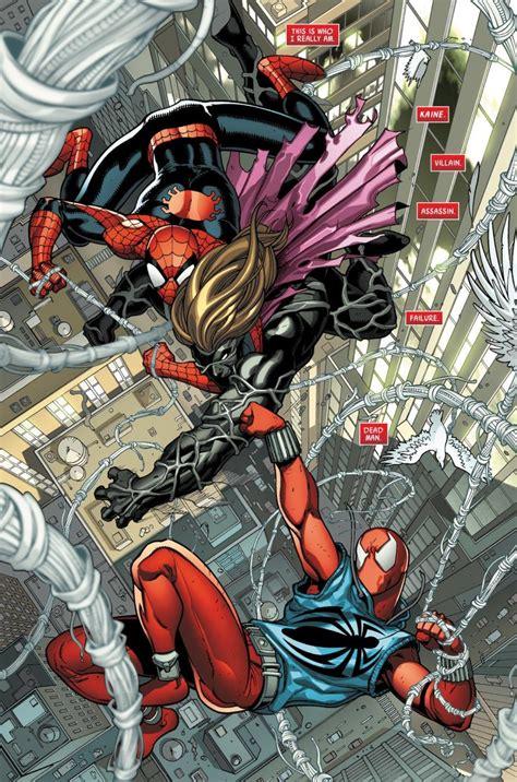 picture pages ryan stegman spider man art
