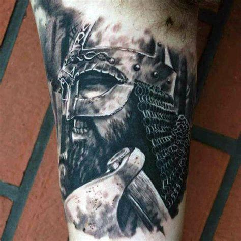 aggressive angry warrior tattoos golfian com