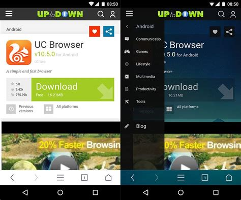 download themes for android uptodown uc browser is a brilliant android browser and here s why