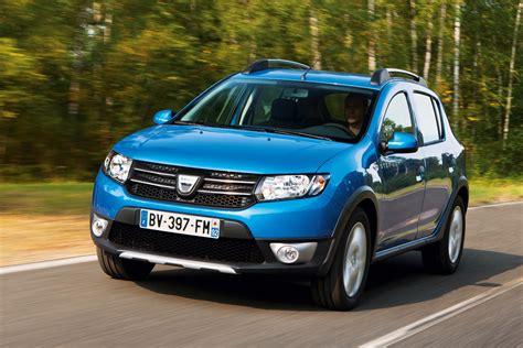 dacia sandero stepway prices announced auto express