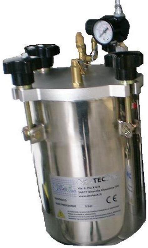 Pneumatic Pressure For Planters by Pressure Pot 2 Litre Tank Ts2220 Pneumatic Adhesive Dispensing