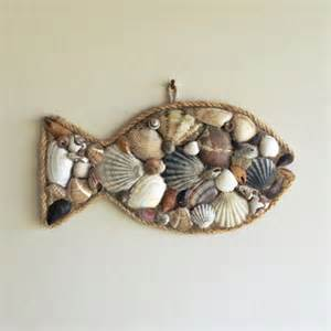 fish home decor accents best shell home decor products on wanelo