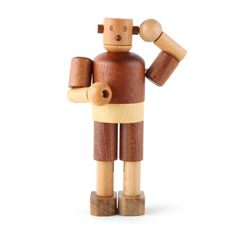 Stand Alone Kitchen Furniture leo amp bella soopsori wooden robot