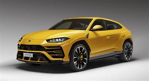 Suv Lamborghini Urus Lamborghini Urus Il Suv Piu Potente Auto Design