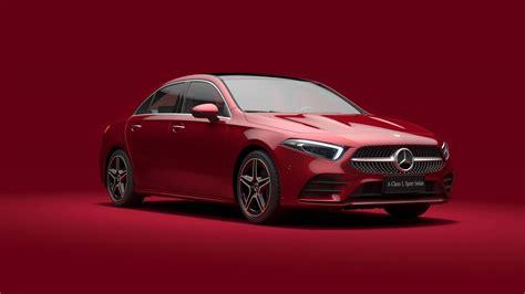 Mercedes Sports Sedan by Mercedes Desvenda Classe A L Sports Sedan Turbo