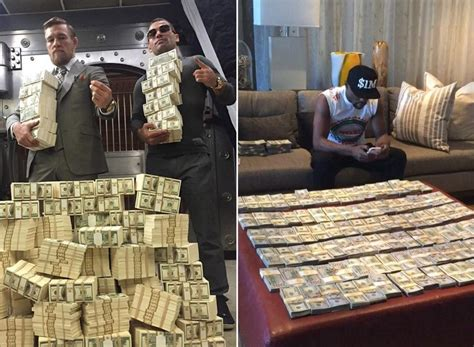 mayweather money conor mcgregor vs floyd mayweather money and private