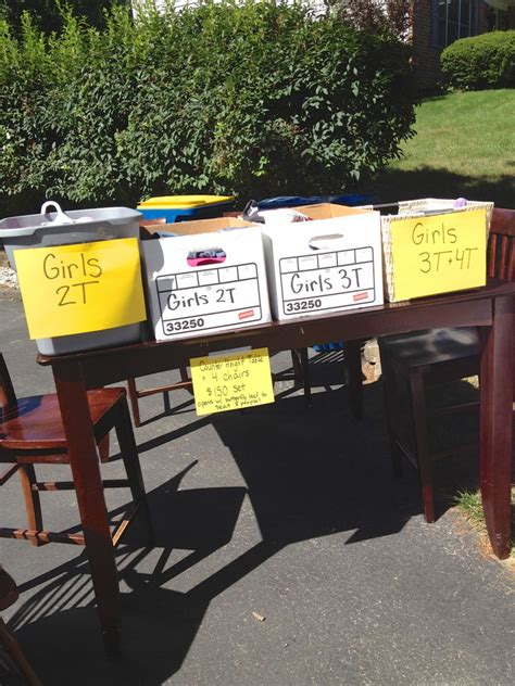 What Sells At Garage Sales by 7 Popular Yard Sale Items That Sell Like