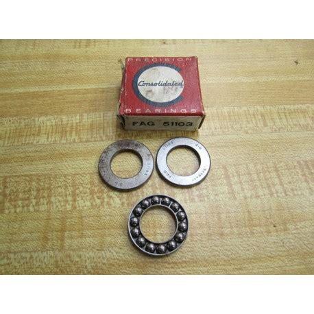 51103 Trust Bearing 51103 thrust bearing mara industrial