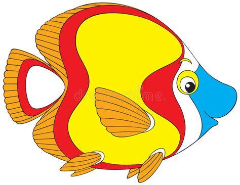 pesci clipart pesci di corallo illustrazione vettoriale illustrazione