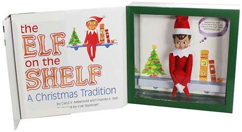 On The Shelf Tradition History by The On The Shelf A Tradition Boy