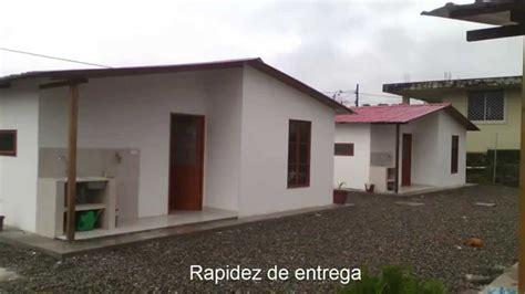 casas prefafricadas casas prefabricadas en concreto