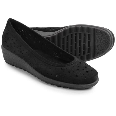 the flexx lights slip on sneakers the flexx run perfed shoes for women save 54