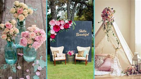 diy shabby chic home decor diy shabby chic style flower decor ideas 2017 home decor