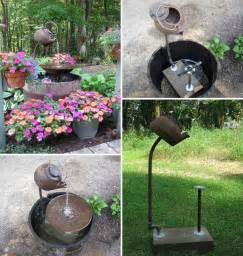 25 diy water features will bring tranquility relaxation