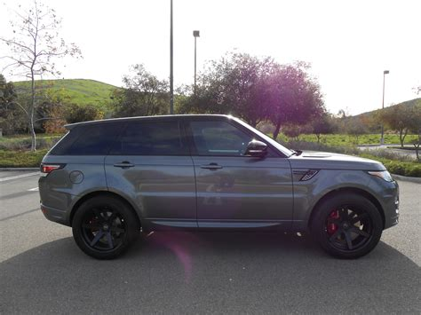 new range rover sport for sale 2015 land rover range rover sport for sale car interior