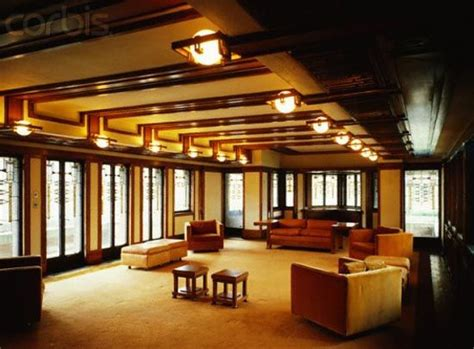 prairie style interiors classic prairie style home design by frank lloyd wright in chicago