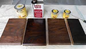 Staining Kitchen Cabinets Darker Before And After by Minwax Dark Walnut Vs Jacobean Galleryhip Com The
