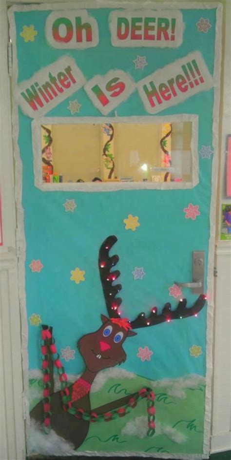 oh deer door decoration 56 best images about infant room bulletin boards on thanksgiving bulletin boards