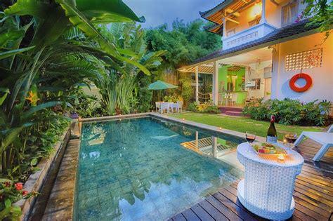 villa  rent  seminyak bali  private pool