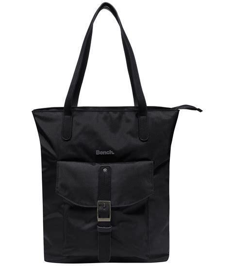 bench shoulder bags bench mullaly over the shoulder shopper bag in black lyst