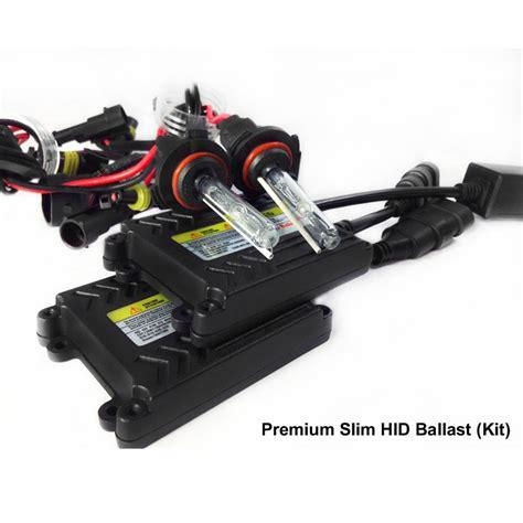 Hid Autovision Tuner 35 Watt Single Dan H4 6000k Hid Kit Xenon Conversion Ballasts Bulbs