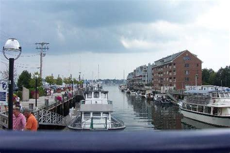 portland maine ponders  port redevelopment proposal