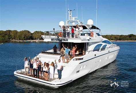 casino boat party seven star boat hire private boat charter sydney harbour