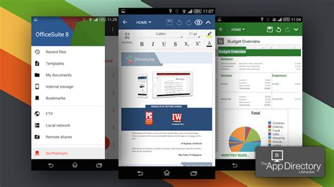 best office app for android app directory the best office suite for android lifehacker australia