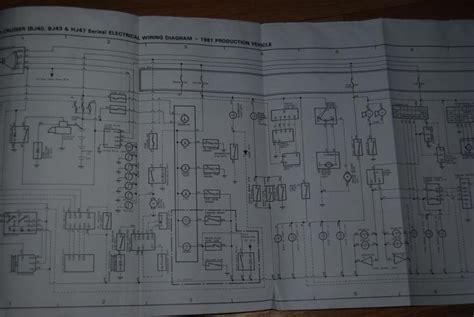 hzj75 headlight wiring diagram wiring diagram