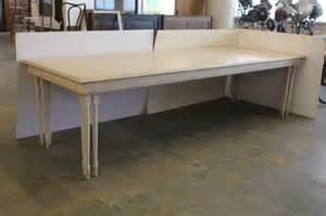 Custom Made Dining Room Furniture Custom Made Wood Table At 1stdibs