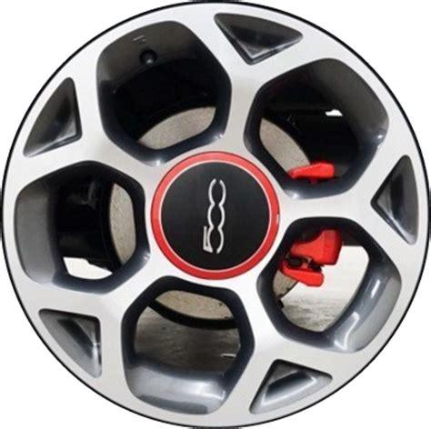 fiat 500 sport tire size fiat 500 500c wheels rims wheel stock oem replacement