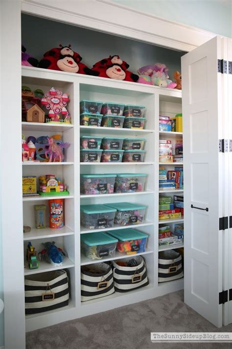 Play Closet by Now Thats An Organized Play Closet Side Up A