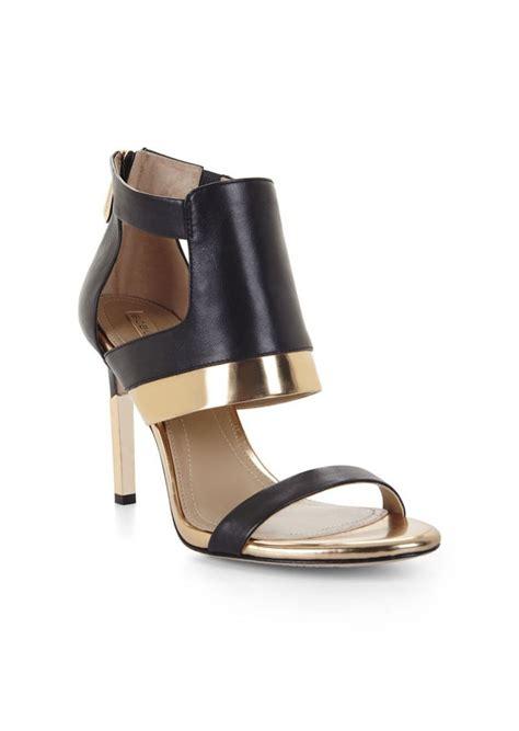 bcbg jetts high heel cutout dress sandal shoes shop it