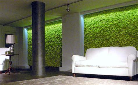 Indoor Urban Garden - create an interior vertical garden with moss tiles urban gardens