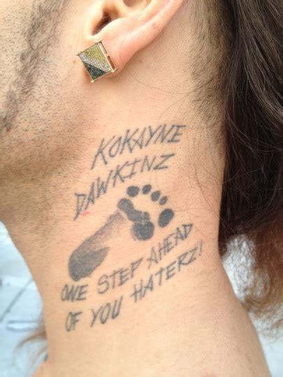 riff raff tattoos riff raff s tattoos