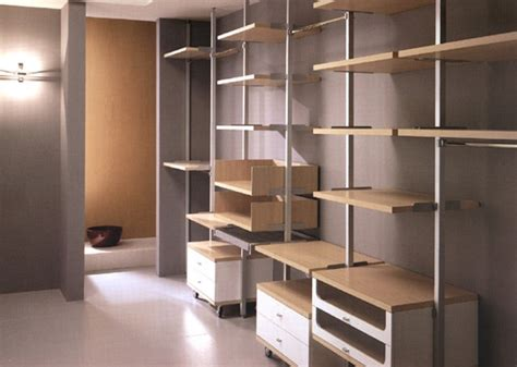 Closet Shelving System by Shelving System