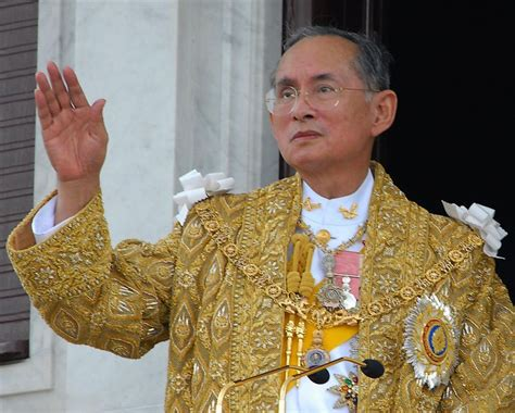 king of the king of thailand