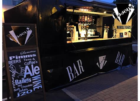 mobile drinks bar mobile bar mobile bar hire bar trailers for events