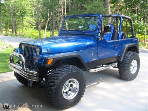 1994 Jeep Wrangler 1994 Jeep Wrangler Id 22362