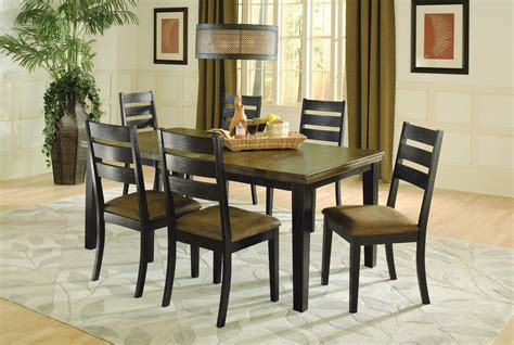 killarney 7pc dining set hillsdale furniture 5381dtbc7