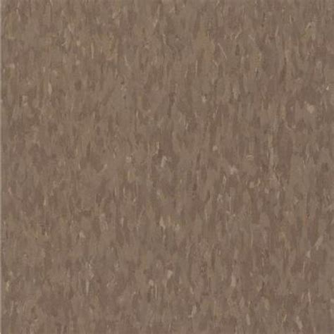 armstrong take home sle imperial texture vct chocolate commercial vinyl tile 6 in x 6 in