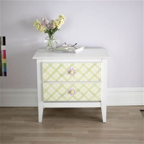 stencil an nightstand padstyle interior design