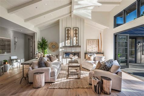 napa home decor breathtaking modern farmhouse style retreat in napa valley
