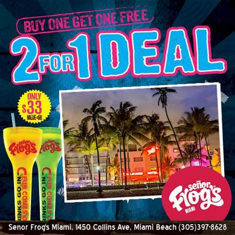 miami boat party senor frogs 72 best miami coupons discounts deals images on