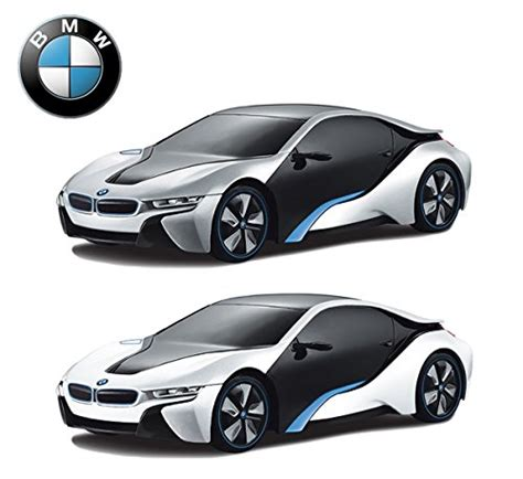 Scale 124 Bmw I8 concept bmw i8 remote cars for playtech logic pl615 licensed 1 24 scale model