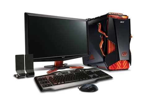 gaming desk tops acer aspire predator gaming desktop computer wallpaper