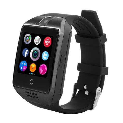 Q18 Bluetooth Smartwatch Phone W Pedometer Anti Lost Xs q18 bluetooth smart phone with pedometer anti lost sim tf card ebay