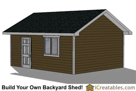 Storage Shed Plans 16x20 by 16x20 Garage Shed Plans Build A Shed With A Garage Door