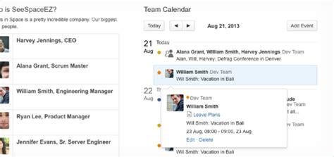 Confluence Calendar Team Calendars For Confluence Version History