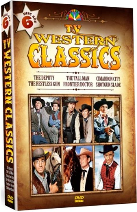 western film hours tv western classics 6 dvd set over 14 hours for 16 90